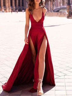 Prom Outfits, Mode Outfits, Sexy Outfits, Party Dress Outfits, Sexy Party Dress, Pretty Dresses, Sexy Dresses, Fashion Dresses, Sexy Long Dress