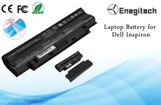 Get this Enegitech Laptop battery for Dell Inspiron at an affordable price. Visit http://amzn.to/2wkdnRm to place your order. #replacementbattery #laptopbattery #batteryforlaptop