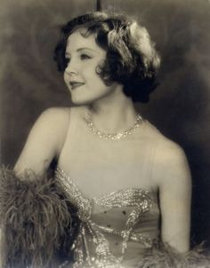 Nancy Carroll, late 1920s