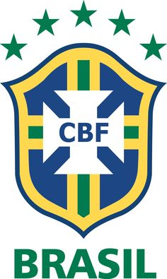 Escudo, Selección de fútbol Brasil - Confederación Brasileña de Fútbol