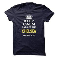 I Love CHELSEA T-Shirts