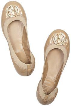 $50 Tory burch Caroline ballet flats