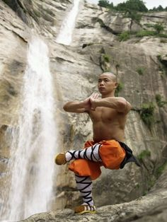 Shaolin Monk,  Lifestyle By Design.  Shaolin Monastery or Shaolin Temple is a Chan Buddhist temple on Mount Song, near Dengfeng, Zhengzhou, Henan province, China.  http://JaysonShawver.com