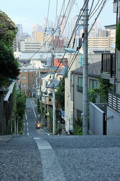 Sometimes I feel homesick for Tokyo and Japan, even if I never really lived there. Aesthetic Japan, City Aesthetic, Japanese Aesthetic, Japan Landscape, City Landscape, Bg Design, Japan Street, Go To Japan, Japanese Streets