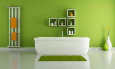Colore pareti con il colore viola per ragazze camera da letto ...