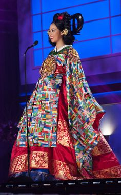 Miss Korea from 2014 Miss Universe National Costume Show | E! Online