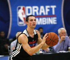Aaron Craft from Ohio State participates in the 2014 NBA basketball Draft Combine Thursday, May 15, 2014, in Chicago. (AP Photo/Charles Rex ...