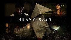 Heavy Rain - melhor jogo EVER! Várias possibilidades de final e com gráficos tão realísticos q parecem filme.