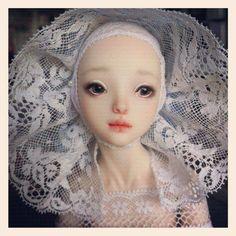 Фарфоровые шарнирные куклы Марины Бычковой