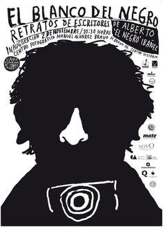 Alejandro Magallanes / el blanco del negro