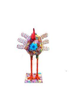 bird  sculpture  animal Collectibles by MIRAKRIS on Etsy, $150.00
