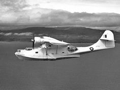 PBY Catalina - great to watch flying if you are lucky enough to see one. Incredibly graceful once out of the water.
