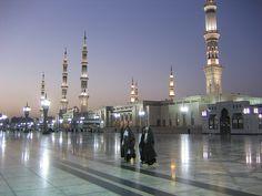 Al Masjid Al Nabawi - Madinah, Saudi Arabia
