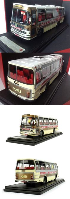 Diecast Toy Vehicles 51023: Tiny 1 43 Diecast Model Car Kmb Viking Airport Bus Coach Service New -> BUY IT NOW ONLY: $210.99 on eBay!