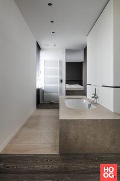Moderne badkamer voorbeelden | Bathroom | Pinterest
