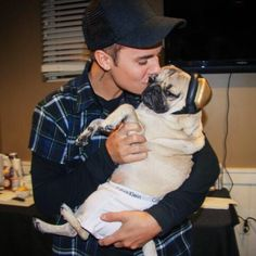 """ itsdougthepug: U know I got that Bieber Fever @justinbieber """
