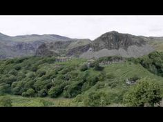 Interesting film about the history and development of Blaenau Ffestiniog