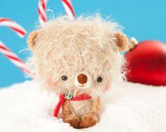 Amigurumi teddy bear plush toy - made to order-