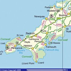 Cornwall Canada Map.270 Best Cornwall Maps Images In 2019 Cornwall Map Blue Prints