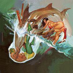 SHARK! by ~RAFAELGALLUR on deviantART