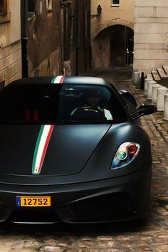 dream-villain: Ferrari 430