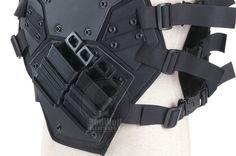 Buy TMC Cosplay TF3 Vest (BK)-Vests & other Airsoft gun accessories at redwolfairsoft.com