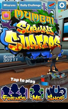 Subway Surfers - invisible hoverboard glitch tutorial - HD - The Exercise Products Subway Surfers Download, Subway Surfers Game, Free Android Games, Free Games, Play Shop, I Shop, Zombie Tsunami, Challenge 24, Play Hacks