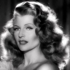 Rita Hayworth What beautiful eyes                                                                                                                                                      More