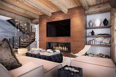 11-sala-tv-rustica-madeira-lareira