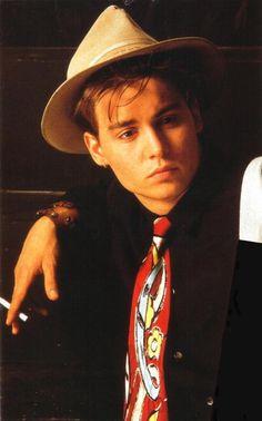 Johnny Depp - Photoshoot 1989