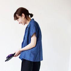 夏の青。 | Lim home(リムホーム) + YAECA (ヤエカ) – unitymarket-staffblog