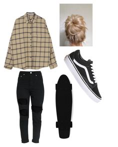 """""""trash"""" by weird-grl on Polyvore featuring Topshop"""