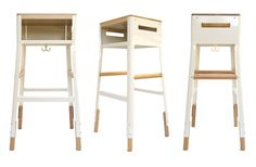 SCOUT REGALIA – SR RANGER STOOL ... Bar stool with storage. Cannot believe I haven't seen something like this before.