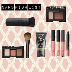 Wish List Wednesday – NARS Cosmetics #wishlist #nars
