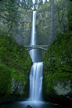 I've seen Multnomah Falls - It is this fabulous! Beautiful Photos Of Nature, Beautiful Places, Treatment For Tinnitus, Relaxing Images, Multnomah Falls, Stress Relief, Great Photos, Fun Workouts, Places Ive Been