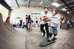 Vote for these SWEET people! Askate is in the running to win a $50,000 grant to help kids with Autism learn to skateboard! #autism