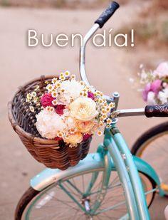 Loving bikes ! Buen dia!