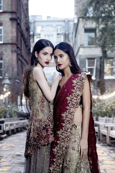 Saira Rizwan winter collection 2015 #easternwear #bridals
