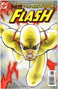 Flash #197. Vol2. DC Jun 2003. Blitz. 1st Appearance Zoom. Johns. FN+/VFN-