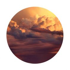 Clouds 5 Art Print ($21) ❤ liked on Polyvore featuring home, home decor, wall art and cloud wall art