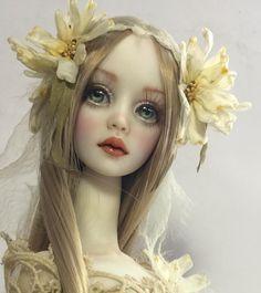 Pretty Dolls, Beautiful Dolls, Enchanted Doll, Little Doll, Fairy Dolls, Ooak Dolls, Custom Dolls, Ball Jointed Dolls, Doll Face