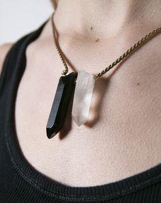 SALE Gabriela Artigas Double Quartz Necklace