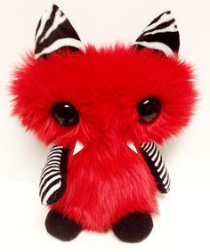 My Tiny Monster by themonstercafe on Etsy