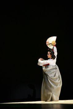 Korean dance ❤Hanbok