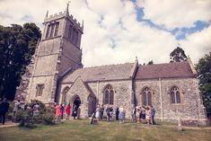 St. Andrew's Church, Lulworth Estate.