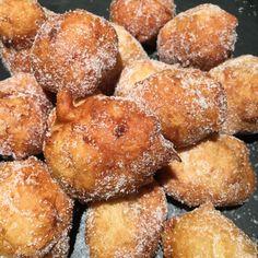 Sfinci siciliani con patate
