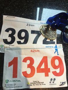 Sarens half and full marathon