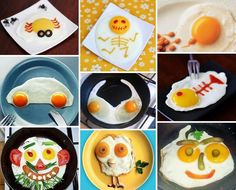 fun with eggs