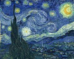 Starry Nightttt! Love it! Favorite painting!