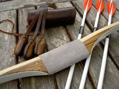 "howard hill longbows | Howard Hill – ""LegendStick"" longbow, by Craig Ekin. | Archery ..."